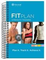 Gaiam FIT Plan Strength Training Journal
