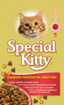 Special Kitty Complete Nutrition Cat Food 8kg