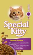 Special Kitty Gourmet Cat Food 8kg