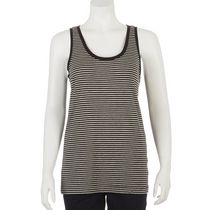 Danskin Now Women's Scoop Neck Tank Top XS