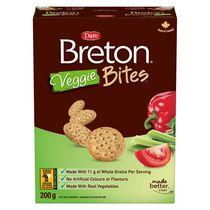 Breton Veggie Bites, Dare