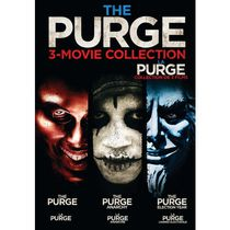 The Purge: 3 Movie Collection (Bilingual)