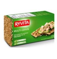 Ryvita Multi-Grain Whole Grain Rye Crispbread