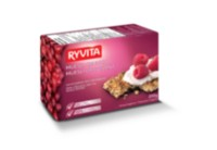 Ryvita Muesli Crunch Whole Grain Rye Crispbread
