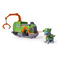 PAW Patrol Rocky's Tugboat Toy Vehicle and Action Figure