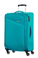 American Tourister Bayview Spinner Luggage Blue M