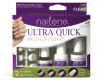 Nailene Ultra Quick Brush-On Gel Kit