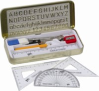 Oxford® Set of Mathematical Instruments