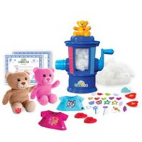Coffret de jeu Machine à rembourrage Workshop de Build-A-Bear