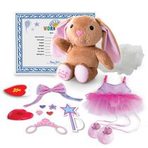 Build-A-Bear Workshop Furry Fashions Ballerina Bunny Plush Toy