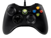 Microsoft Xbox 360 Wired Controller for Windows & Xbox 360