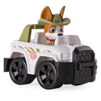 PAW Patrol Rescue Racers Tracker Jungle Pup Toy Vehicle