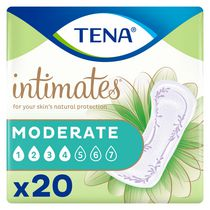 TENA® Moderate Pad Regular Length 20ct