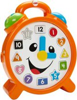 Fisher-Price Laugh & Learn Counting Colours Clock - English Edition