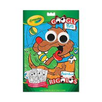 Googly Pets Colouring Pad
