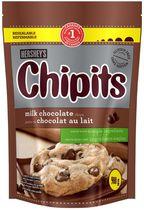 HERSHEY'S CHIPITS Chocolate Chips, Milk Chocolate