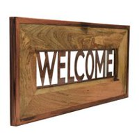 hometrends Welcome Wall Décor