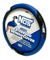 NOS Blue Steering Wheel Cover