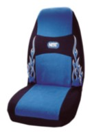 NOS Racing Blue Seat Cover