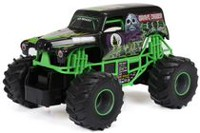 New Bright 1:24 Scale Monster Jam Radio Control Grave Digger Truck