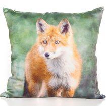 Gouchee Design Fox Cushion