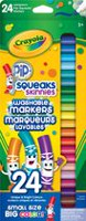 Crayola Thin Tip Washable Pip Squeak Markers