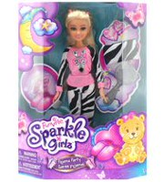 Funville Sparkle Girlz Pajama Party Doll