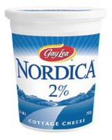 Nordica 2% M.F.Cottage Cheese