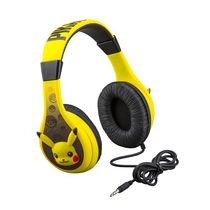 Pokemon Pikachu Headphones