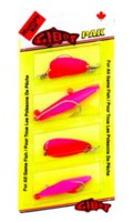 Gibbs 4 Piece Humpy Lure Kit