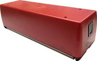 E-zee Wrap Red Plastic Wrap Dispenser
