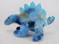 kid connection 10'' Dinosaur Blue Plush Toy