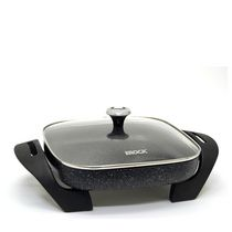 """Starfrit The Rock 12""""x12"""" Electric Skillet"""