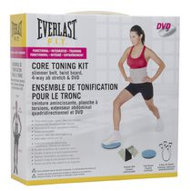 Everlast Core Toning Kit with DVD