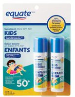 Equate Kids Sunscreen Stick SPF 50+