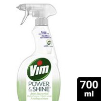Menage Spray Vim Power & Shine Multi-Usage Antibacterien 700 ML