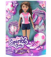 Poupée de football Sparkle Girlz de Funville