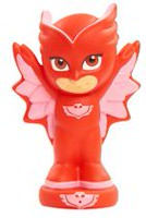 PJ Masks Owlette Figure Bath Squirter