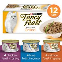 Purina® Fancy Feast® Grilled Cat Food Variety Pack