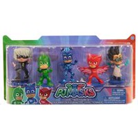 PJ Masks Collectible Figures Set 5pk