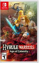 Hyrule Warriors: Age of Calamity (Nintendo Switch) -FR