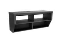 "Series 9 Designer 42"" Wide Wall Mounted AV Console Black"