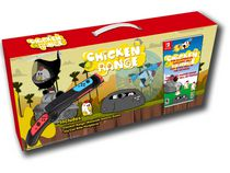Jeu vidéo Chicken Range Bundle with Gun pour (Nintendo Switch)