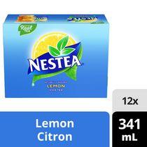 NESTEA Lemon 341mL Can, 12 pack