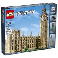 LEGO® Hard to Finds - Big Ben  - 10253