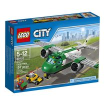 LEGO(MD) City Airport - L'avion cargo (60101)