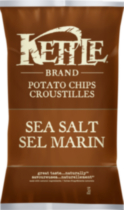 Kettle Chips Sea Salt Gluten Free Potato Chips