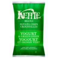 Kettle Chips Yogurt and Green Onion Gluten Free Potato Chips