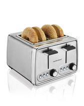 Hamilton Beach 4-Slice Modern Chrome Toaster 24791C