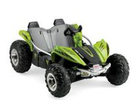 Fisher-Price Power Wheels – Bolide des Dunes